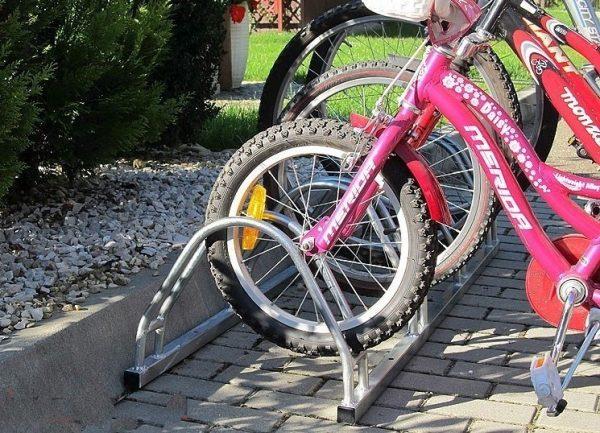 Comprar aparcamientos para bicicletas de acero