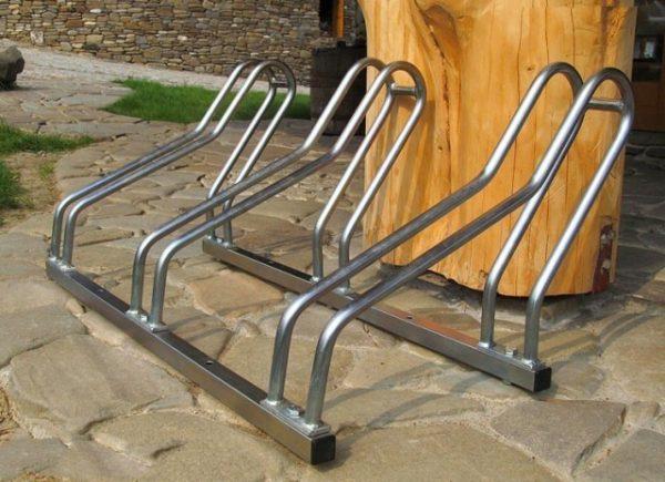 Comprar aparcabicicletas de acero galvanizado