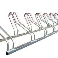 Soportes de acero galvanizado para bicicletas