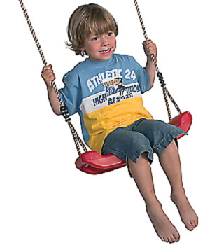 Comprar asientos para niños. Accesorios para columpios infantiles.