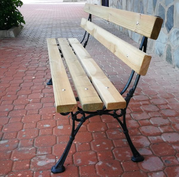 Muebles para exterior para mobiliario urbano