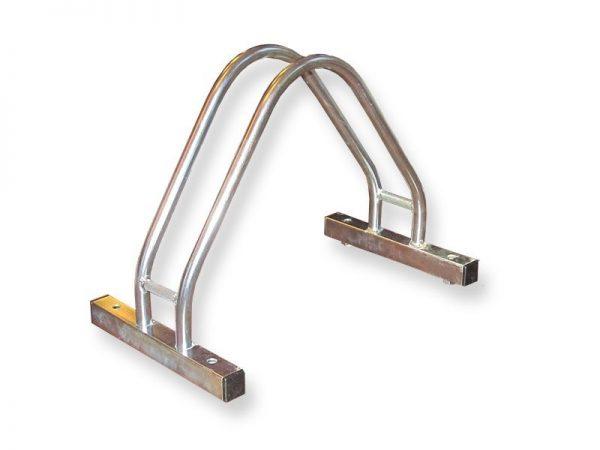 Portabicicletas metálicos de acero galvanizado