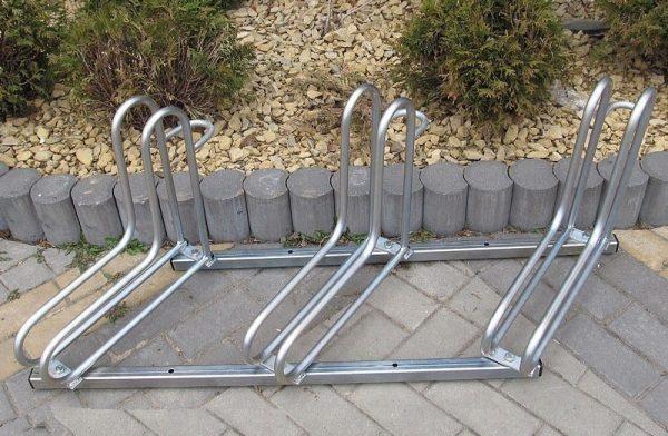 Comprar parking para bicicletas de acero galvanizado