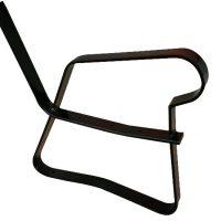 Soportes y patas de acero para muebles