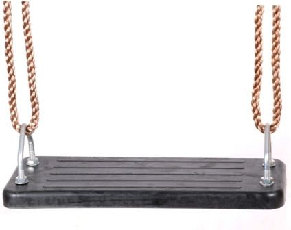 Asiento caucho con cuerdas 12810059C