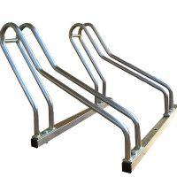 Precio de estacionamientos para bicicletas de hierro