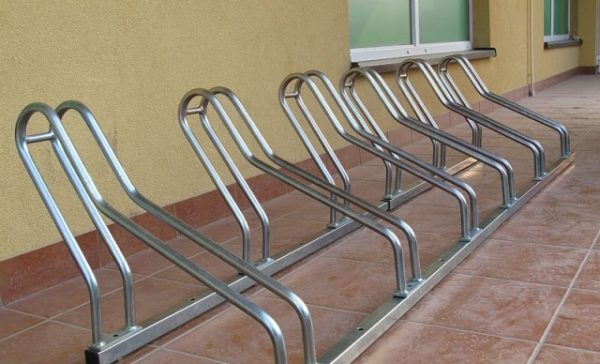 """Estacionamiento de bicicletas """"CLAS-X"""" 09VLN2006"""