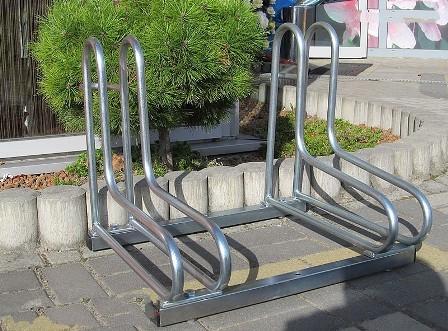 Venta de aparcabicis de acero galvanizado