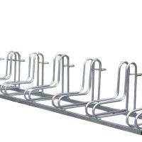 Posabicis metálicos para exterior de hierro