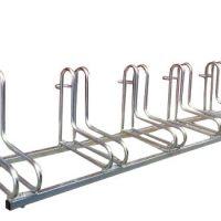 Aparcamientos para bicis de acero