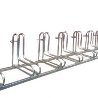 Venta de estacionamientos de acero para bicicletas