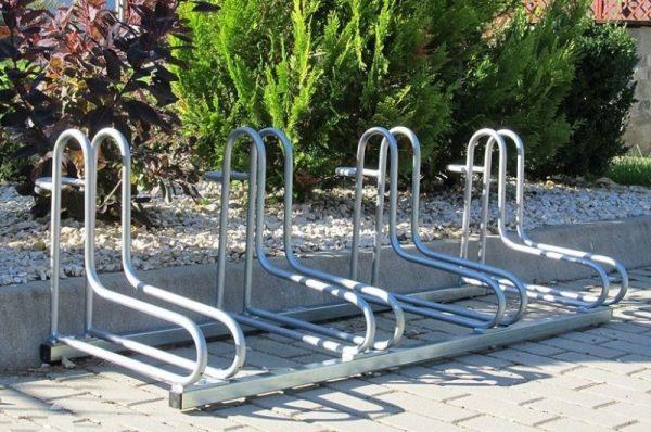 """Aparcabicicletas de mobiliario urbano """"PARK"""" 09VLN2044"""