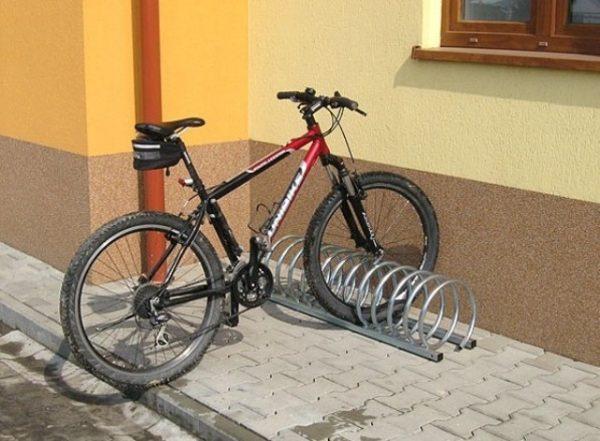 Venta de estacionamientos para bicis galvanizados