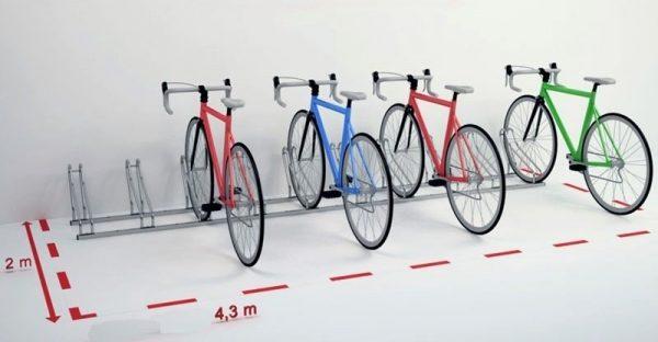 Venta de parking para bicis urbano