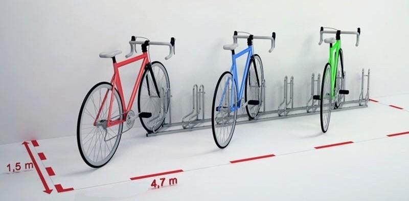 Venta soporte para bicicletas \