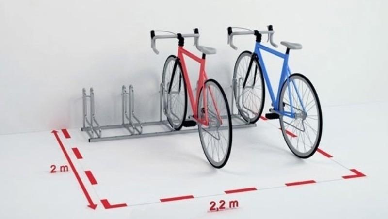 Venta aparcabicicletas de mobiliario urbano \