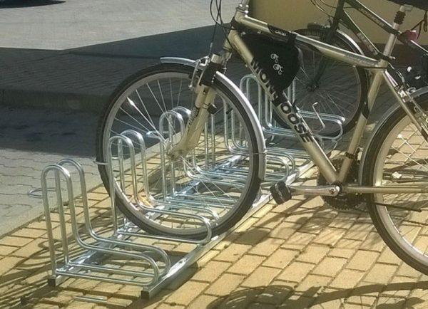 Venta de estacionamientos para bicicletas