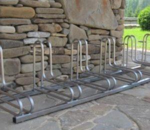 Oferta  aparcabicicletas de acero galvanizado, referencia 09VLN2046