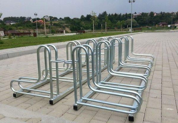 Venta de aparcamientos para bicis