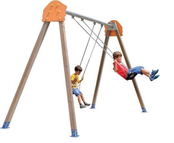 Venta de accesorios para parques infantiles