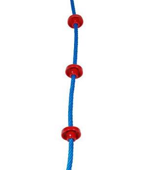 Venta de cuerda para trepar. Accesorios para área de ocio para niños.