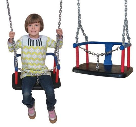 Asientos infantiles para columpios infantiles