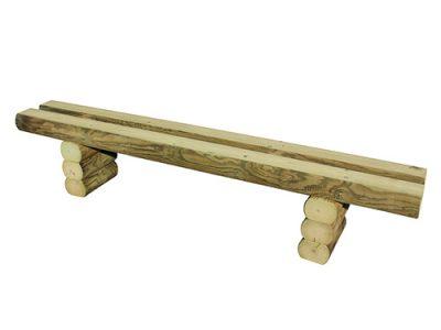 Precio banco madera tratada GMB12031MD