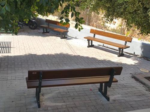 Mobiliario urbano para exteriores gmb12007md vilena group - Mobiliario de exteriores ...