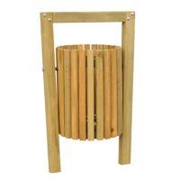 Urna madera tratada parques GMP12105MD