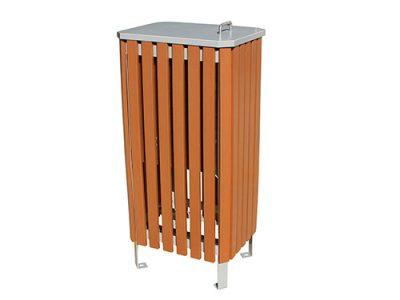 Papeleras urbanas mobiliario jardín GMP12155TMD