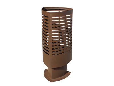 Urna acero galvanizado exterior GMP12049MD