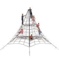 Pirámide pública cuerdas armadas 3604561