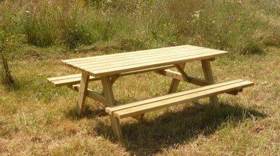 Venta mesa bancos picnic 01VLN4001