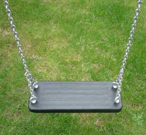 Comprar asiento de columpio con cadenas