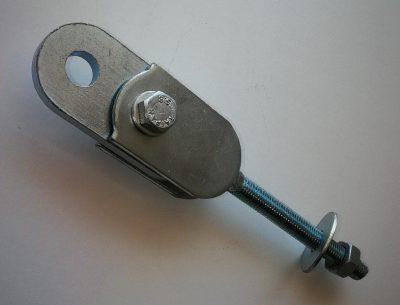Gancho acero galvanizado caliente 1237301.