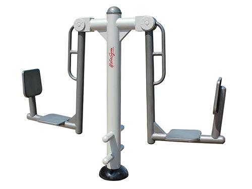 Maquinas ejercicios parques biosaludables GDP12563.