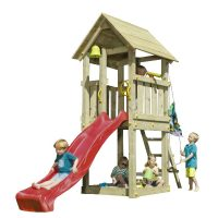 Venta de parques infantiles de madera para jardín