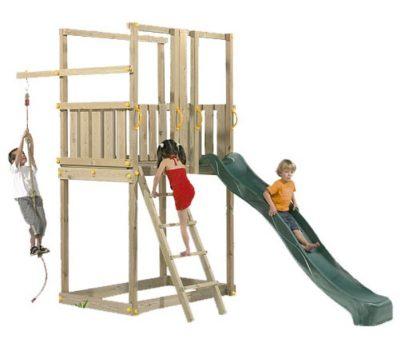 Parque infantil residencial 7221-4