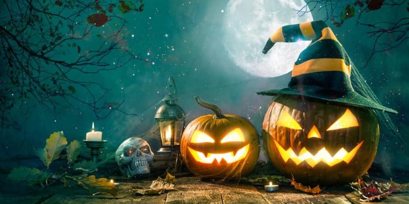 Foto La noche de Halloween