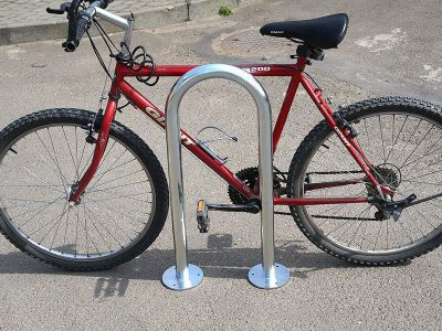 Soporte para bicicletas exterior 09vln2128