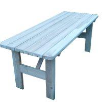 Mesas picnic de madera tratada