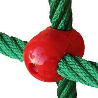 Conectores esféricos para cuerda armada y trepares