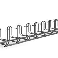 Aparcabicicletas de calidad. Comprar mobiliario urbano de uso público para exterior. Soportes y parking para bicis de acero inoxidable.