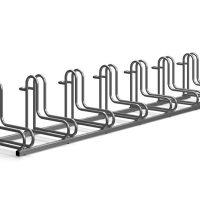 Parking bicicletas. Aparcameintos para bicicletas de acero inoxidable. Venta de mobiliario urbano de uso público para exteriores.