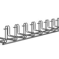 Venta aparcabici. Comprar soportes para bicicletas de acero inoxidable. Mobiliario urbano de uso público para exteriores. Parking bicis.